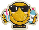 Anya Hindmarch Women's Aquarius Smiley Sticker-YELLOW, NO COLOR