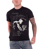 URBAN RESEARCH The LA Woman Lyrics Jim Morrison Logo Official Mens New T Shirt