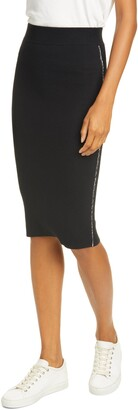 ATM Anthony Thomas Melillo Sweater Pencil Skirt