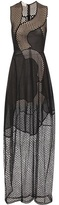 Stella McCartney Reynold embroidered cotton-blend dress
