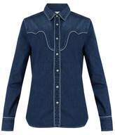 Stella McCartney Rowan denim shirt