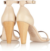 Twelfth St. By Cynthia Vincent Mika leather sandals
