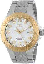 Invicta Men's 12926 Pro Diver Automatic Textured Dial Stainless Steel Watch