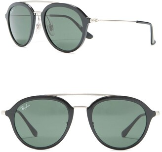 Ray-Ban 48mm Aviator Sunglasses
