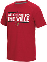 adidas Men's Louisville Cardinals Dassler Local T-Shirt