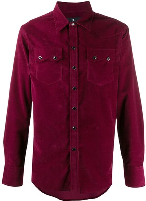 Barbanera Long-Sleeve Fitted Shirt
