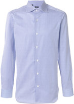 Barba classic shirt - men - Cotton - 38