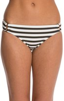 Red Carter Tropical Ladder Square Hardware Hipster Bikini Bottom 8124184