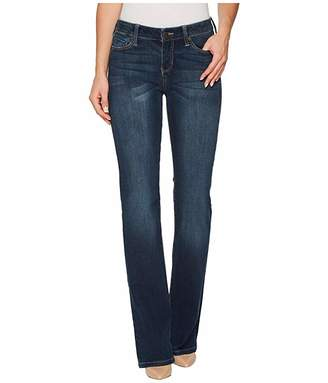 Liverpool Lucy Bootcut Jeans with Shaping and Slimming Four-Way Stretch Denim in Lynx Wash