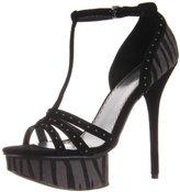 Bebe Women's Pearl Platform Sandal