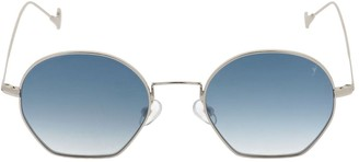 Eyepetizer Triomphe Round Sunglasses