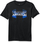 Under Armour Big Logo Hybrid T-Shirt, Big Boys (8-20)