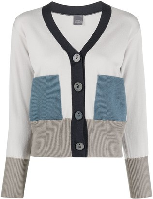 Lorena Antoniazzi Long-Sleeve Wool Cardigan