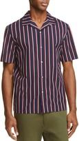 Rag & Bone Cooper Bowling Slim Fit Button-Down Shirt