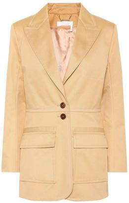 Chloé Cotton blazer