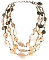 Stephen Dweck Multistone Collar Necklace