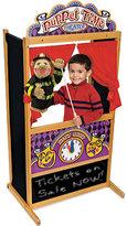 Melissa & Doug Children's Deluxe Puppet Theater