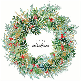 Simson Charity Christmas Cards - Pretty