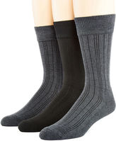Hanes 3-pk. Ultimate X-Temp Mens Crew Socks