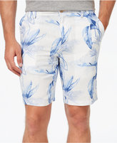 Tommy Bahama Tommy Bahamas Palm Before The Storm Linen Shorts
