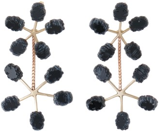 Margate Earring Black