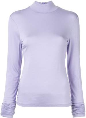 G.V.G.V. high-neck jumper