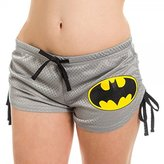 Batman DC Comics Mesh Womens Booty Shorts