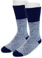 Croft & Barrow Men's 2-pack Marled Crew Socks
