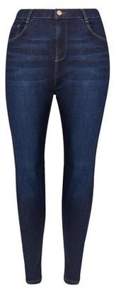Dorothy Perkins Womens **Dp Curve Indigo 'Shape & Lift' Jeans