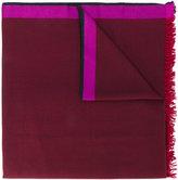Haider Ackermann contrast edge scarf