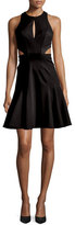 Zac Posen Megan Sleeveless Fit & Flare Dress