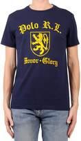 Polo Ralph Lauren Navy Crest T-shirt