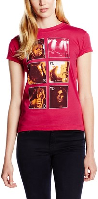 Unknown Pink Floyd Women's Live Poster Short Sleeve T-Shirt