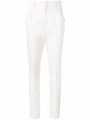 Isabel Marant Straight Leg Trousers