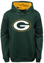 Boys 8-20 Green Bay Packers Performance Hoodie