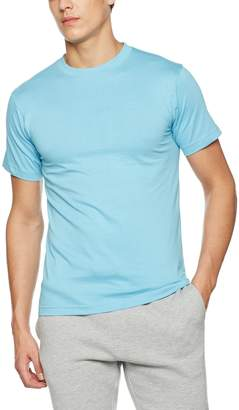 James & Nicholson Men's Round-T Heavy T - Shirt,S