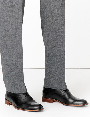 Marks and Spencer Leather Layered Sole Brogues