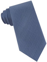 William Rast Solid Silk Basketweave Tie