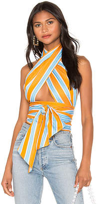 MDS Stripes Everything Scarf