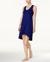 Alfani High-Low Knit Nightgown, Created for Macy's