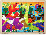 Melissa & Doug Kids Toy, Prehistoric Sunset 24-Piece Jigsaw Puzzle