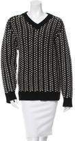 Thakoon Oversize Patterned Sweater