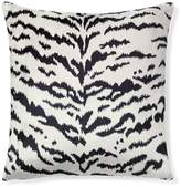 Williams-Sonoma Williams Sonoma Scalamandre Tiger Pillow Cover, White