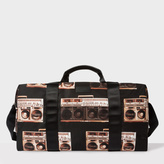 Paul Smith Men's 'Boom Box' Print Holdall