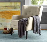 Pottery Barn Manning Upholstered Armchair
