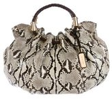 Michael Kors Python Skorpios New Ring Tote