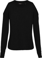 Oxford Jessica Cold Shoulder Knit Blk X