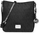 MICHAEL Michael Kors Jet Set Signature Travel Large Messenger Cross-Body Bag