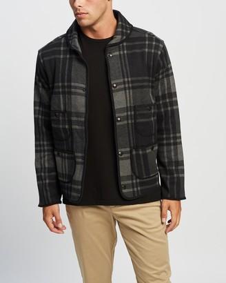 Ralph Lauren RRL Long Sleeve Knit Shawl Jacket