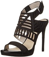 Kenneth Cole New York Kenneth Women's Cole Niko Cutout Leather Sandal